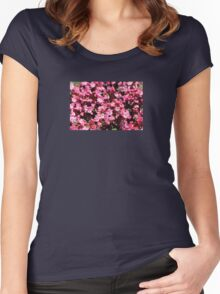 Pink More Pink! Women's Fitted Scoop T-Shirt