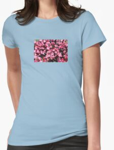 Pink More Pink! Womens Fitted T-Shirt