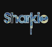 Starry Night Sharkie Kids Tee