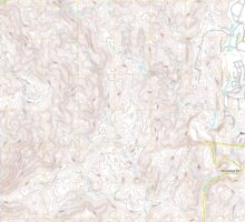 USGS TOPO Map Arizona AZ Black Canyon City 20111108 TM Sticker