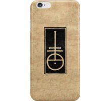 Nicolas Jenson's Typographer Mark iPhone Case/Skin