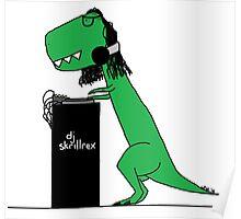 Skrill-Rex Poster
