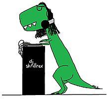 Skrill-Rex Photographic Print
