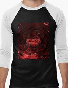 Stranger Things - Blood Men's Baseball ¾ T-Shirt