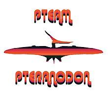 Pteam Pteranodon Photographic Print