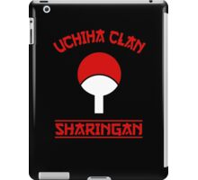 Uchiha Clan iPad Case/Skin