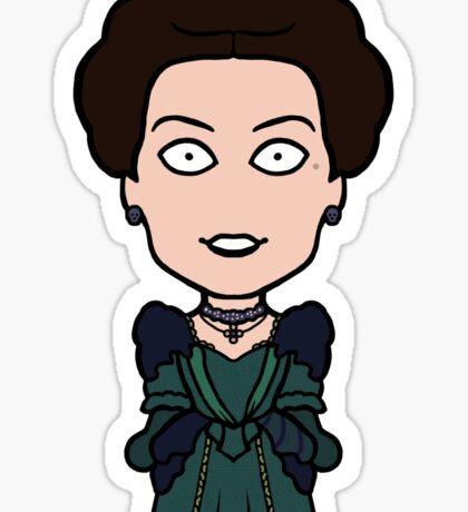 Milady (season 3) Sticker