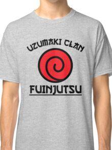 Uzumaki Clan Classic T-Shirt