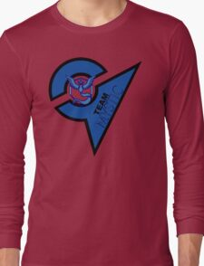 Team Mystic Gym Long Sleeve T-Shirt