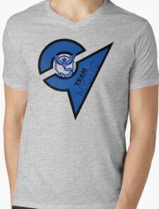 Team Mystic Gym Mens V-Neck T-Shirt