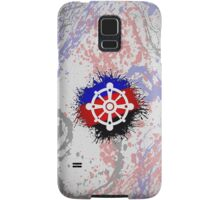 Polyamorous Pride Wheel of Dharma Samsung Galaxy Case/Skin