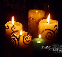 candle light by LoreLeft27