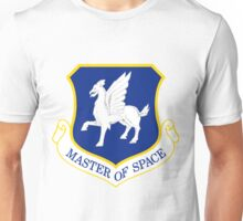 50th Space Wing (50 SW)  Crest Unisex T-Shirt