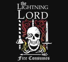 The Lightning Lord by TylerScott