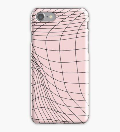 wave graph iPhone Case/Skin