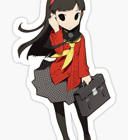 Yukiko Amagi Sticker PQ Sticker