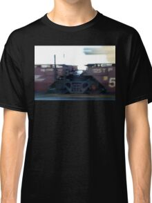 Train Tires Classic T-Shirt