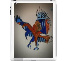Ravenclaw Cut-Out Crest iPad Case/Skin