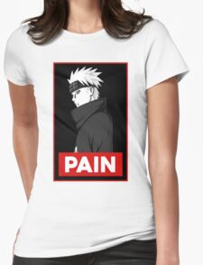 Pain Womens Fitted T-Shirt