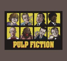 Pulp Fiction by masxxi