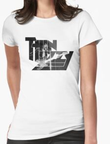 PHIL LYNOTT THIN LIZZY Womens Fitted T-Shirt