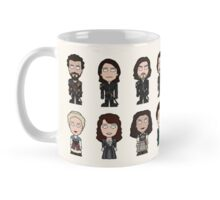 The Musketeers Cast (mug) Mug