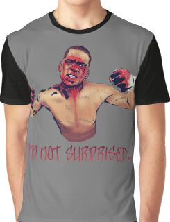 I'M NOT SURPRISED Graphic T-Shirt