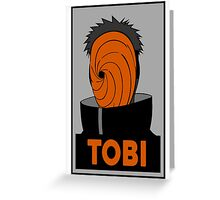Tobi  Greeting Card