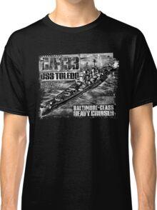 Heavy cruiser Toledo Classic T-Shirt