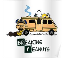 Breaking Peanuts Poster