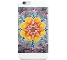 Tulip Chakra  iPhone Case/Skin