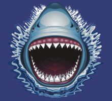 Shark Jaws Attack T-Shirt