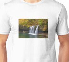 Upper Butte Creek Falls in Autumn Unisex T-Shirt