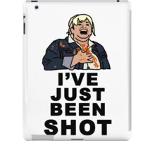 IVE JUST BEEN SHOT - Fat Amy iPad Case/Skin