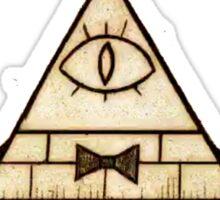 Bill Cipher - Gravity Falls Sticker