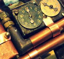 Steampunk Gauntlet 2.0 Sticker