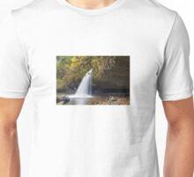 Upper Butte Creek Falls Closeup Unisex T-Shirt