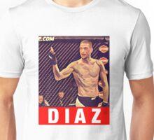 UFC 202 Diaz RED Unisex T-Shirt