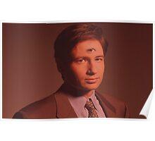 Mulder third eye  Poster