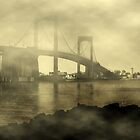 Throgs Neck Fog by Barbny