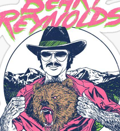 Beart Reynolds Sticker