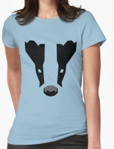 Badger Badge Womens Fitted T-Shirt