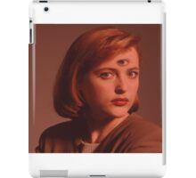 Scully Third Eye iPad Case/Skin
