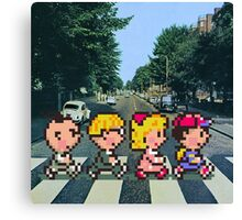 Ness' Road Canvas Print
