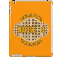WAFFLE - O iPad Case/Skin