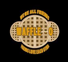 WAFFLE - O by Shercockies