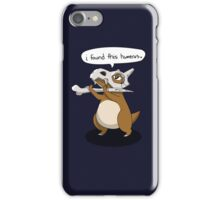 I found This Humerus iPhone Case/Skin