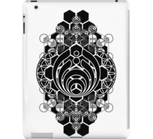 Sacred Bass iPad Case/Skin