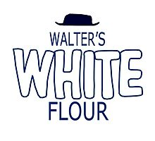 Sausage Party - Walter's White Flour Photographic Print