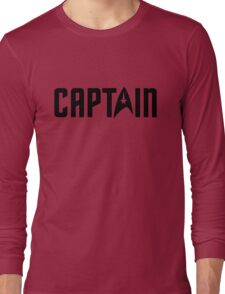 Kirk's own tee Long Sleeve T-Shirt